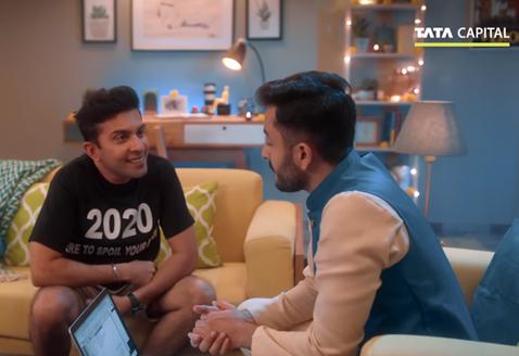 Optimistic Guy VS 2020 | Diwali | Tata Capital
