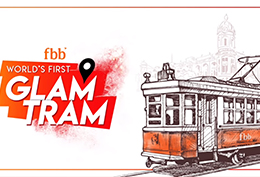 fbb - World's First Glam Tram