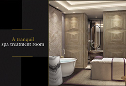 Lodha Luxury - Trump Towers - Services