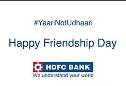 Yaari Not Udhaari | HDFC Bank