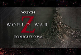 Zee Studio - World War Z