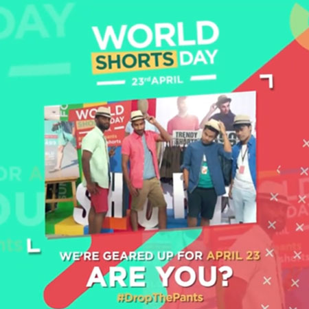 fbb - world shorts day