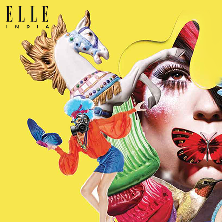 Elle India #SpoilYourselfSilly - Social Kinnect